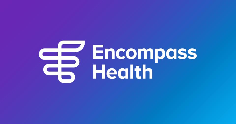 Encompass Health Brand with Logo