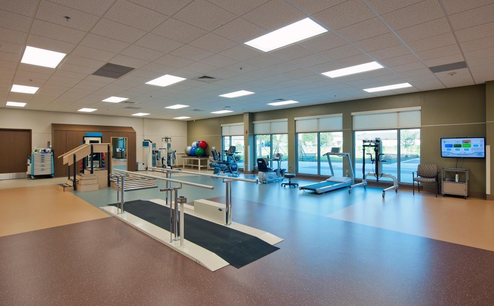 Encompass Health Hospital Gym