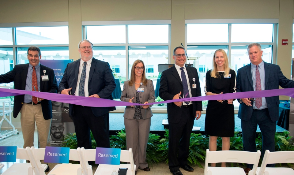 Novant Health Rehabilitation Hospital Ribbon Cutting