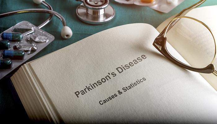 Open Book Of Parkinson's Disease, Conceptual Image