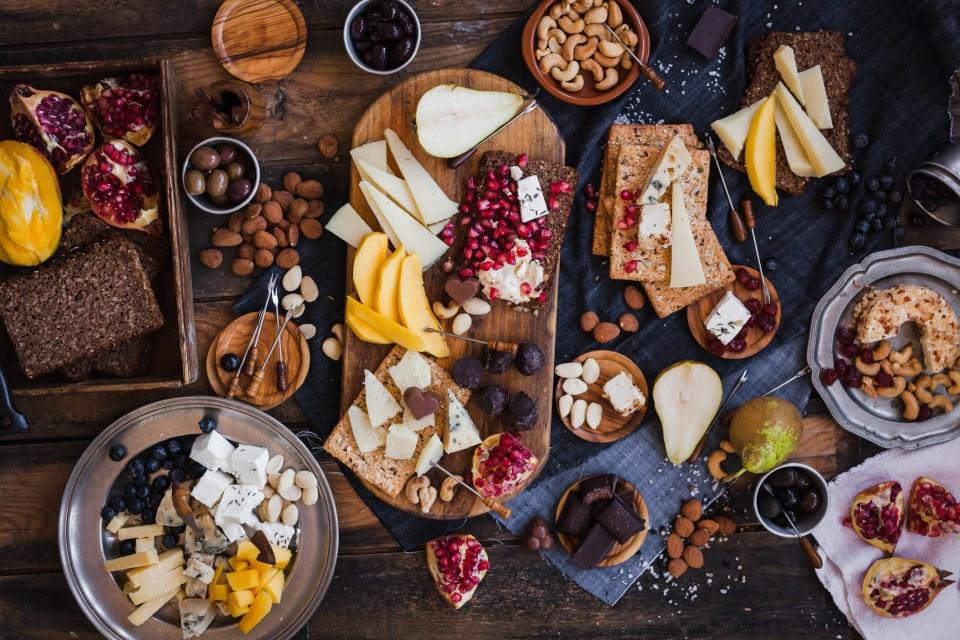 calcium and vitamin k2 foods