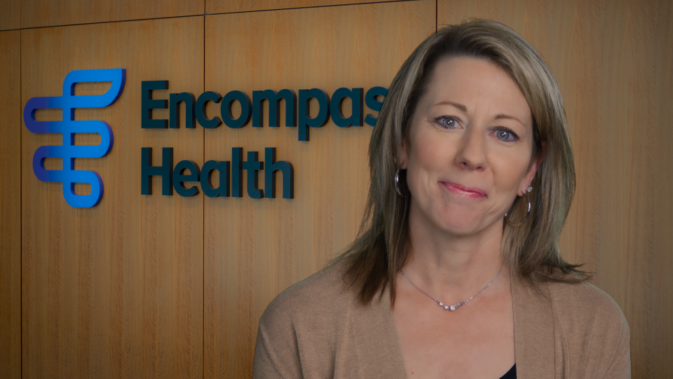 Encompass Health's Barb Jacobsmeyer