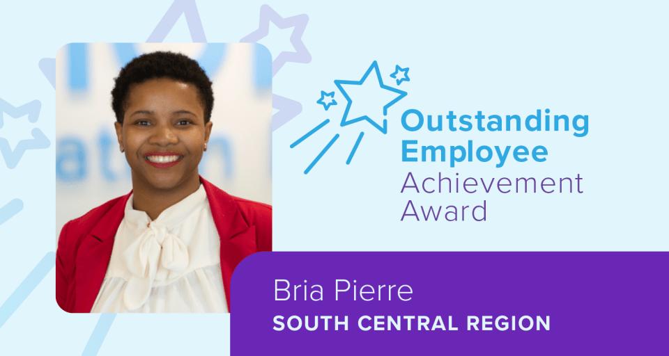 Meet our South Central region OEAA winner: Yonbria Pierre
