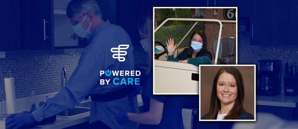 Powered by Care: Tracie Hunnicutt