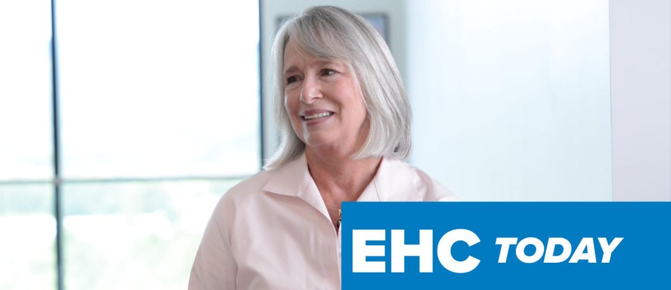 Encompass Health Regional President Linda Wilder in EHC Today