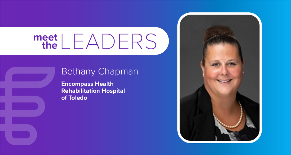 Meet the leaders: Bethany Chapman