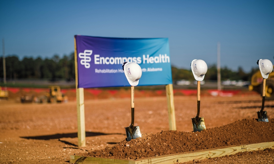 Encompass Health growth in 2021
