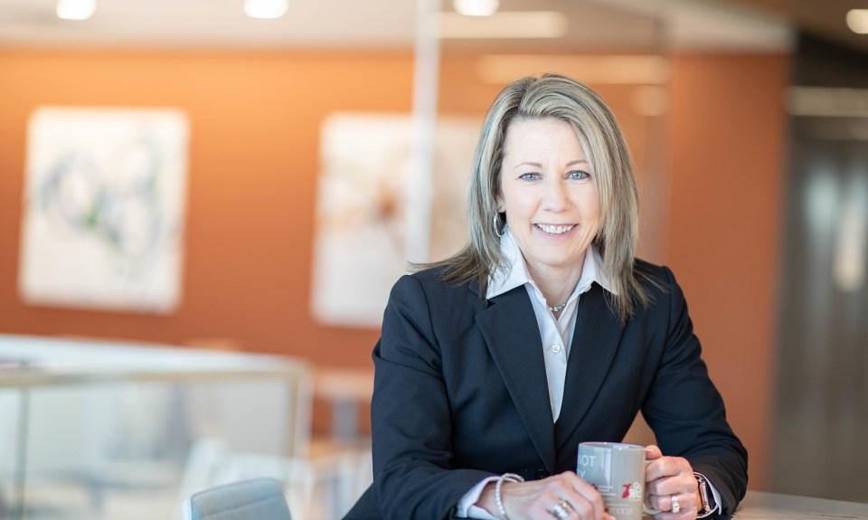 Barb Jacobsmeyer, EVP, president of inpatient hospitals