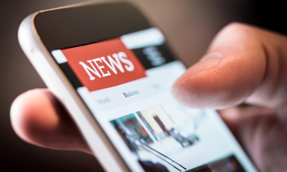 healthcare headlines - news on iphone