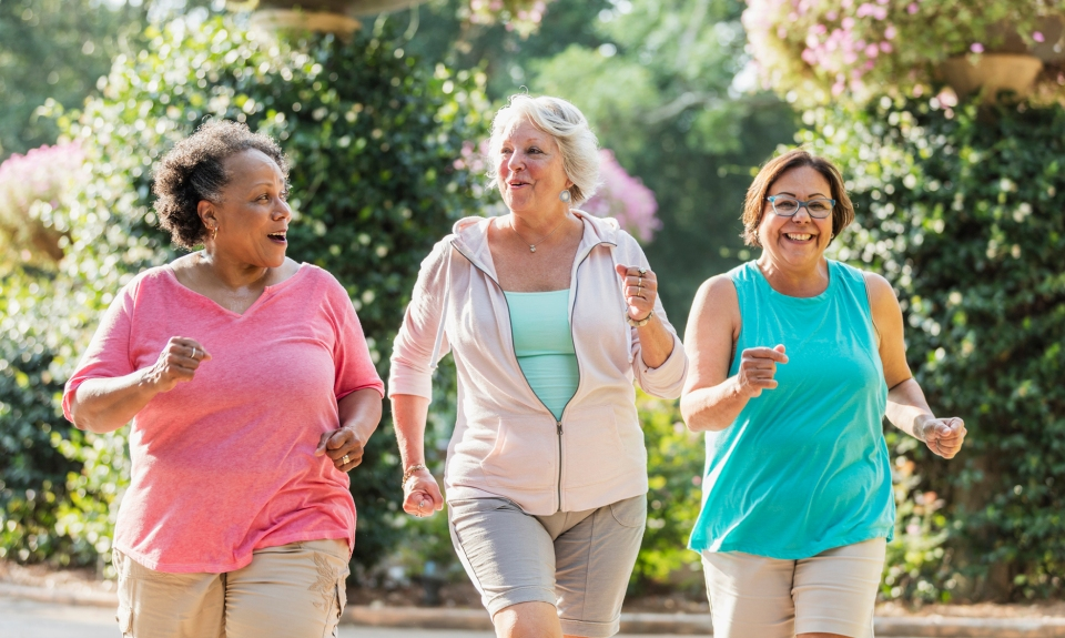 managing multiple chronic conditions through exercise